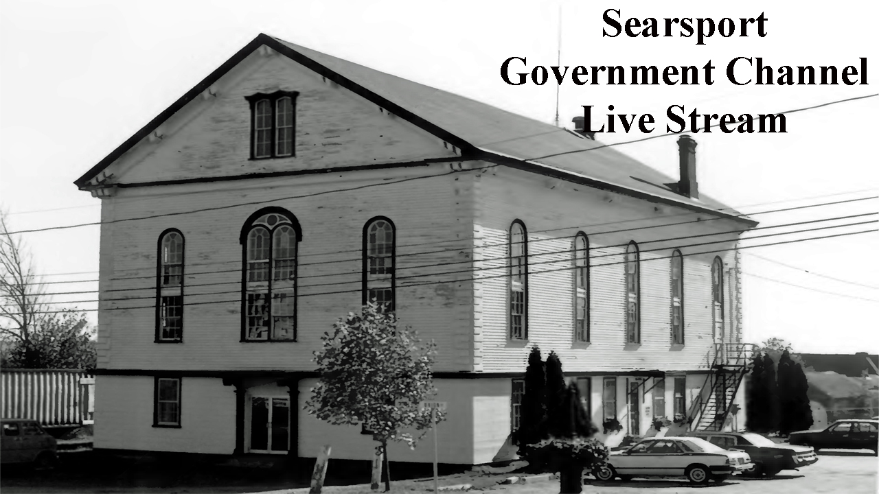 Searsport Government Channel
